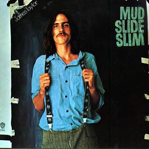 『Mud Slide Slim and the Blue Horizon('71)/James Taylor