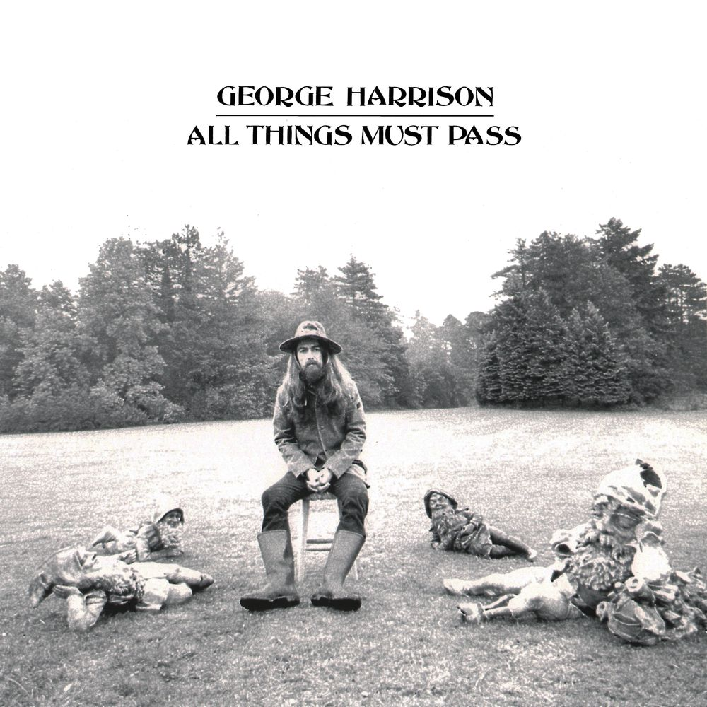 『All Things Must Pass』('70)/George Harrison
