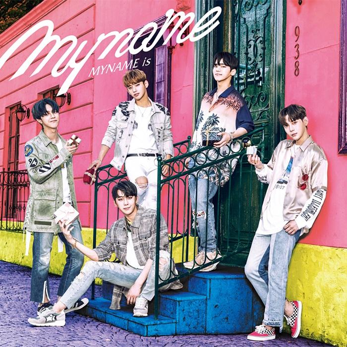 アルバム『MYNAME is』【通常盤】(CD)