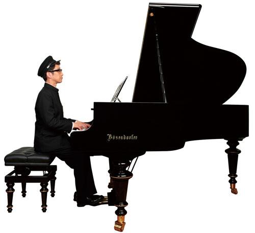 『月山青春音楽祭'12』に出演が決定したKAN