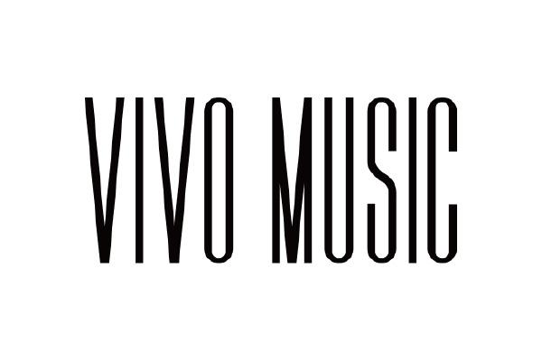 『VIVO MUSIC』ロゴ