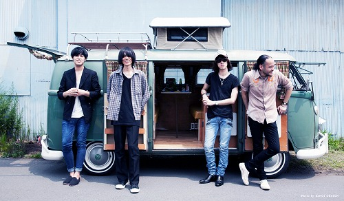 The Mirraz、早くもメジャー2ndシングルリリース決定 Listen Japan
