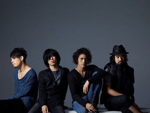 _4枚目のシングル「ハートに火をつけて」をリリースする9mm Parabellum Bullet Listen Japan