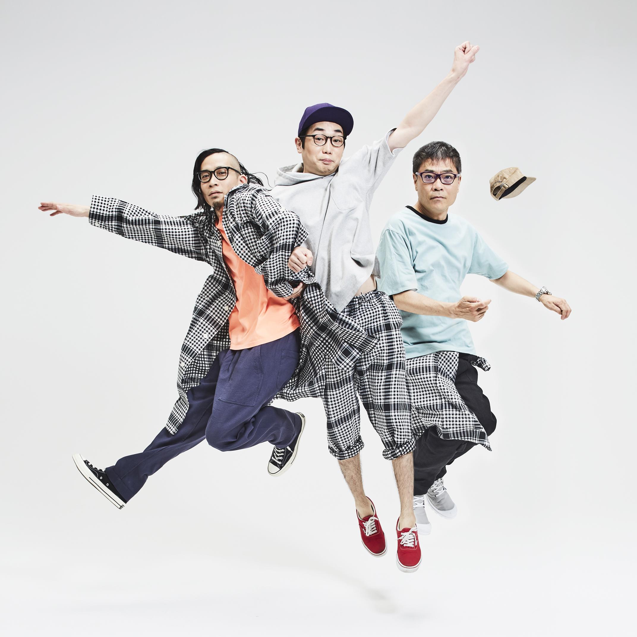 L→R 村田シゲ、三浦康嗣、いとうせいこう