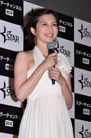 出産後の初イベントとなった安田美沙子