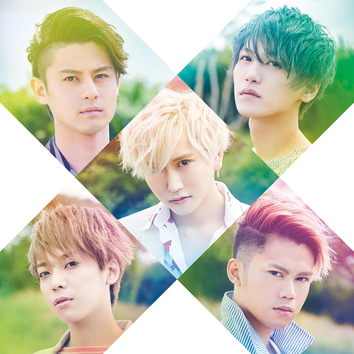 写真上段 L→R:ISSY、YUTA / 写真中央:JIN / 写真下段 L→R:YUUKI 、SAM