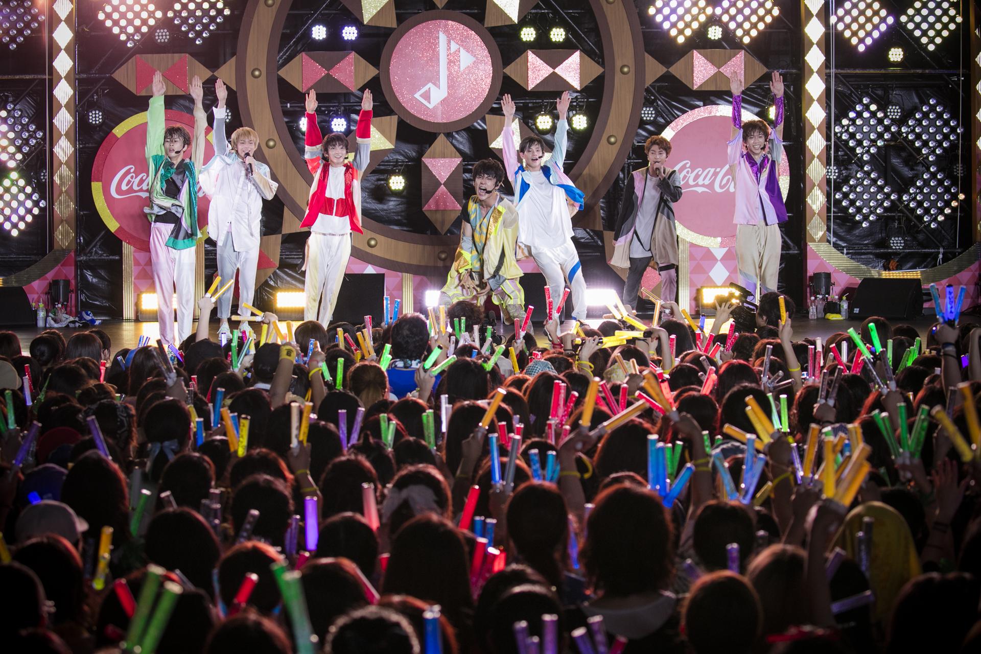 7月21日(金)@東京・SUMMER STATION LIVEアリーナ(六本木ヒルズアリーナ)