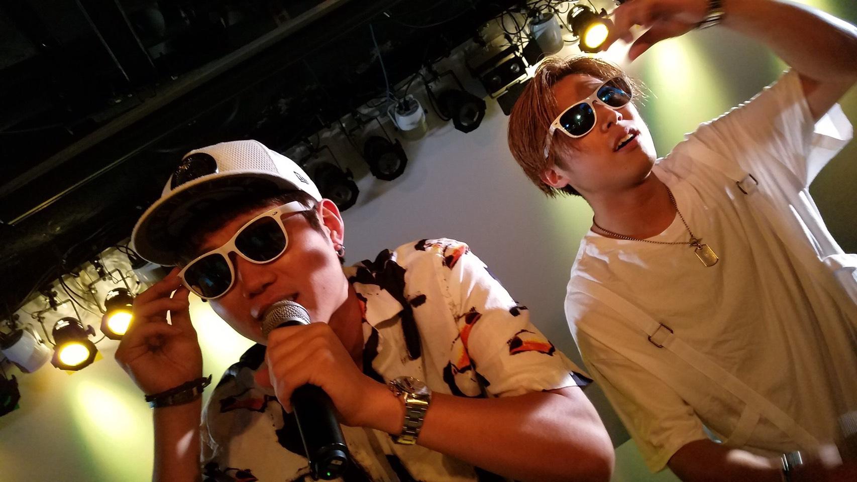7月29日@渋谷J-POP CAFE