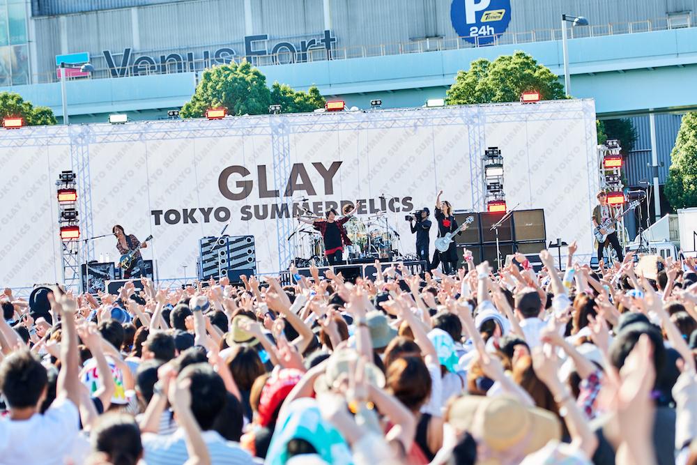 7月31日@フリーライブ「TOKYO SUMMERDELICS」