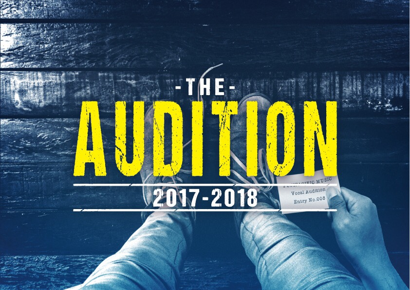 『THE AUDITION 2017-2018』