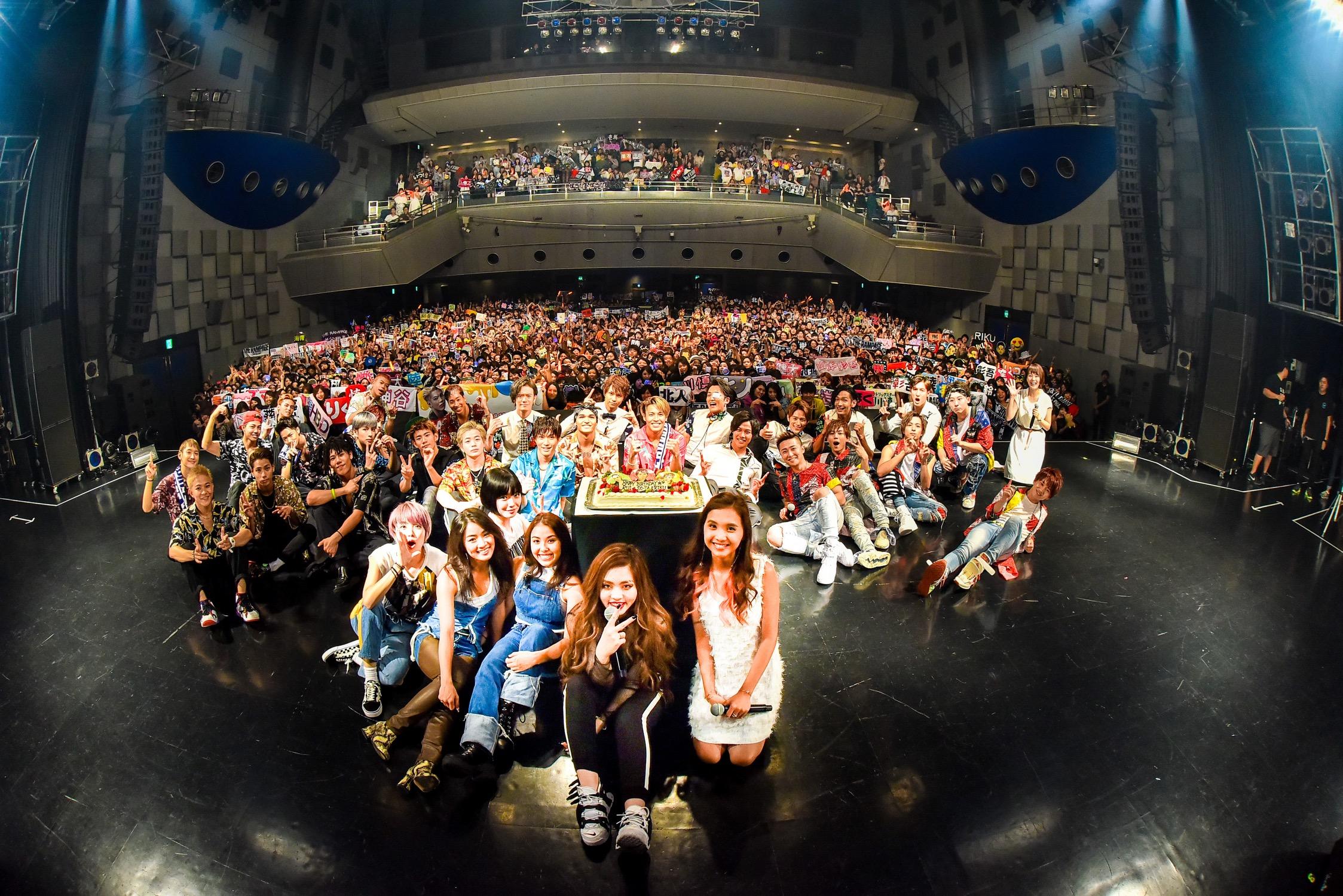 関西から発信する新世代イベント「関西テレビPresents.110%」が大盛況で閉幕!!