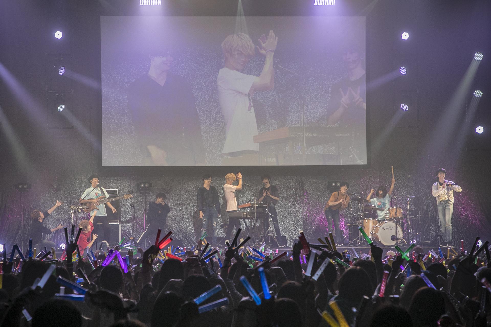 8月28日(月)@「HMV presents BULLET TRAIN 5th Anniversary Special『超フェス』」