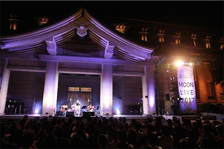 日本最古の博物館で屋外音楽フェス開催!KAN、Do As Infinity、hitomiらが絶景のロケーションでライブパフォーマンス!