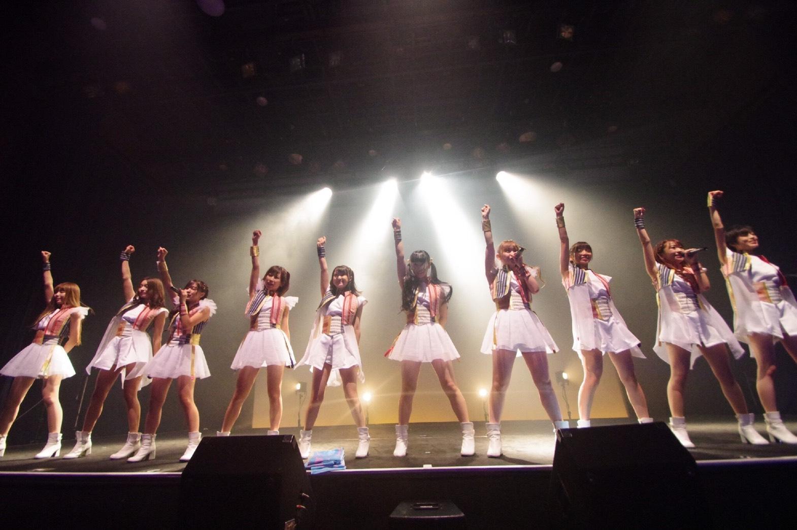 LinQ 11人の新体制初ツアーで第2章スタート!