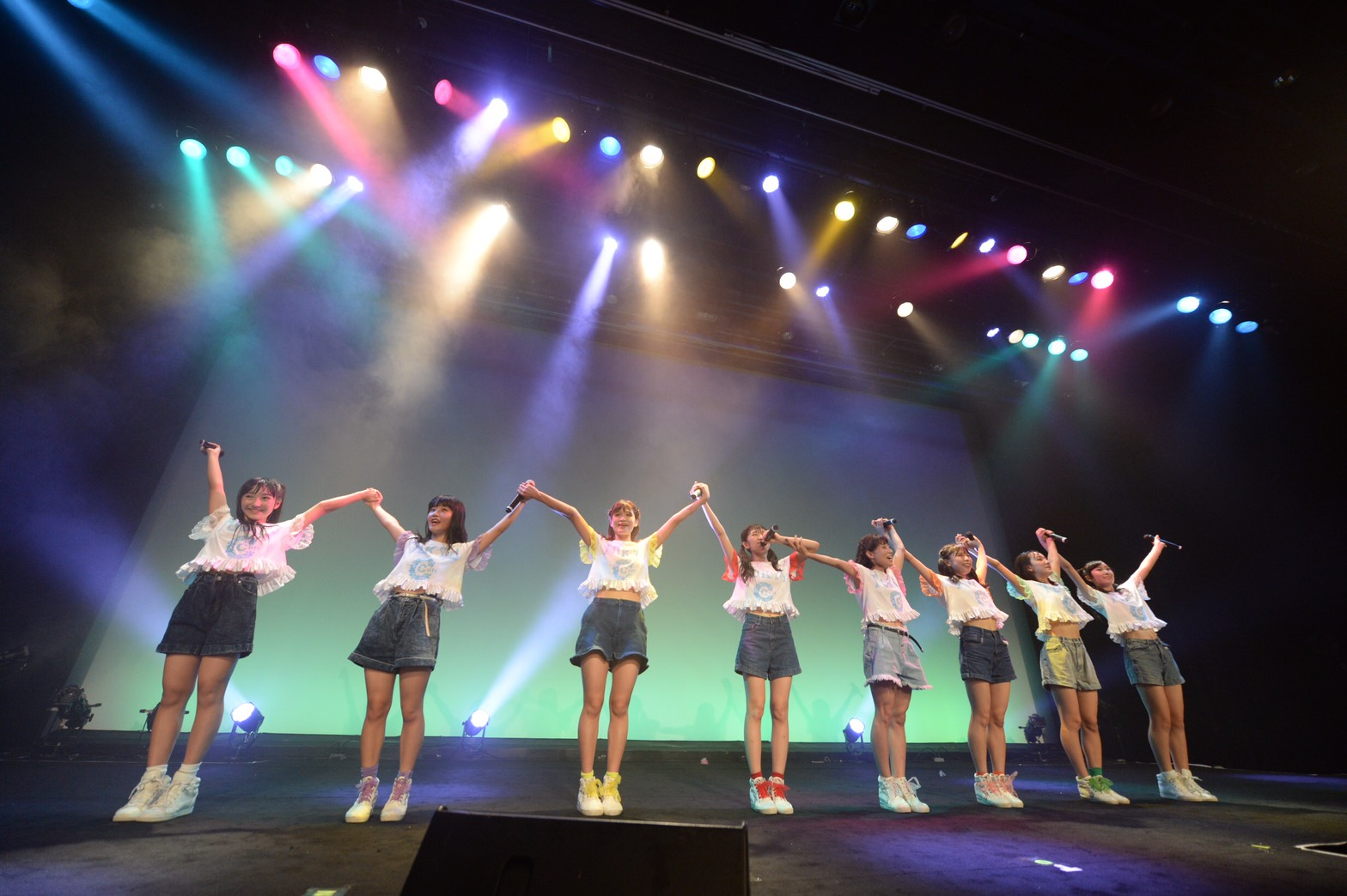 9月9日はキュートキュートの日!大盛況のデビュー直前ワンマンライブ!東京で一番カワイイアイドル 東京CuteCuteが舞い踊る!