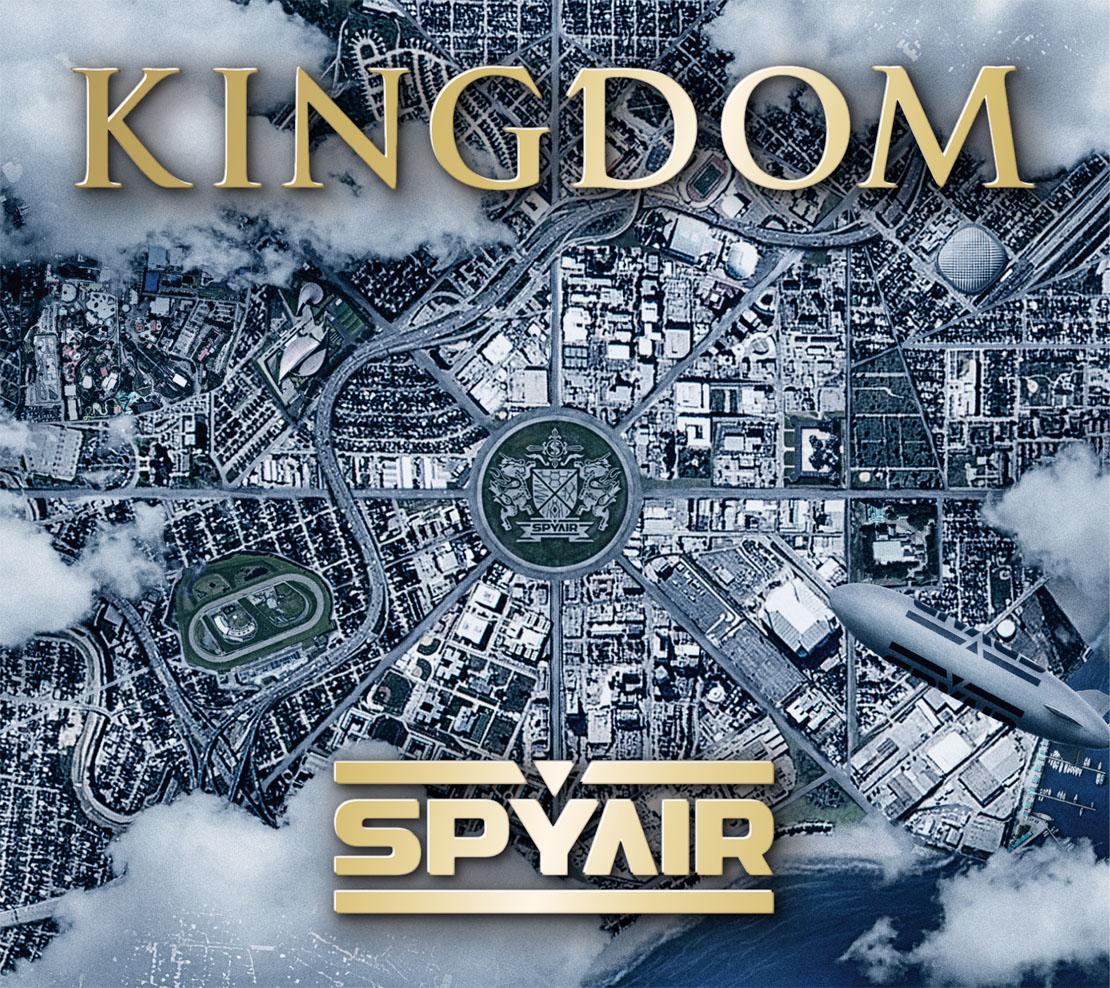 アルバム『KINGDOM』【初回生産限定盤A】(CD+DVD)