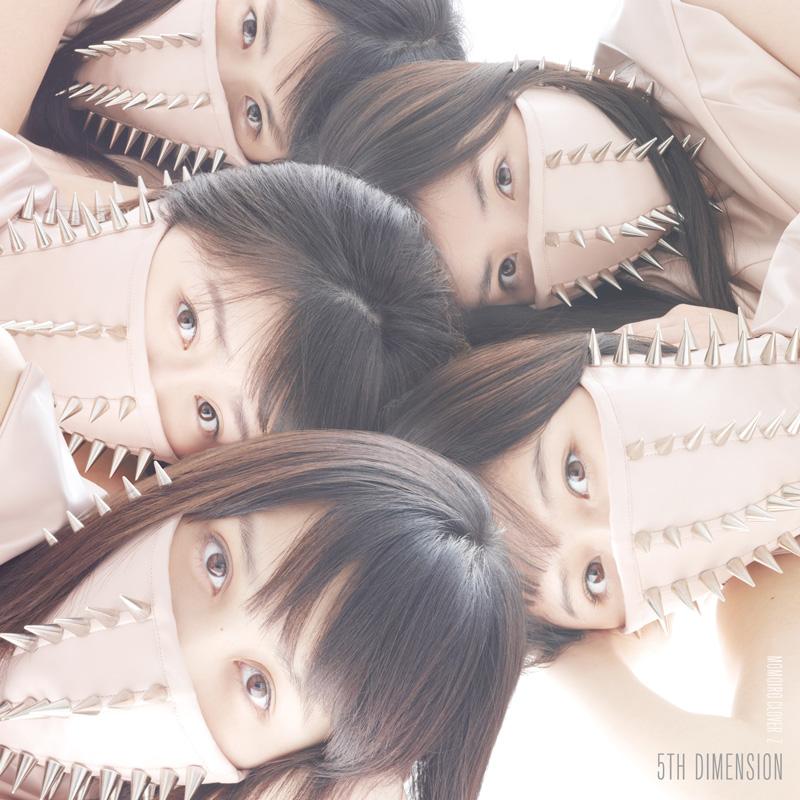 ももいろクローバーZの2ndアルバム『5TH DIMENSION』