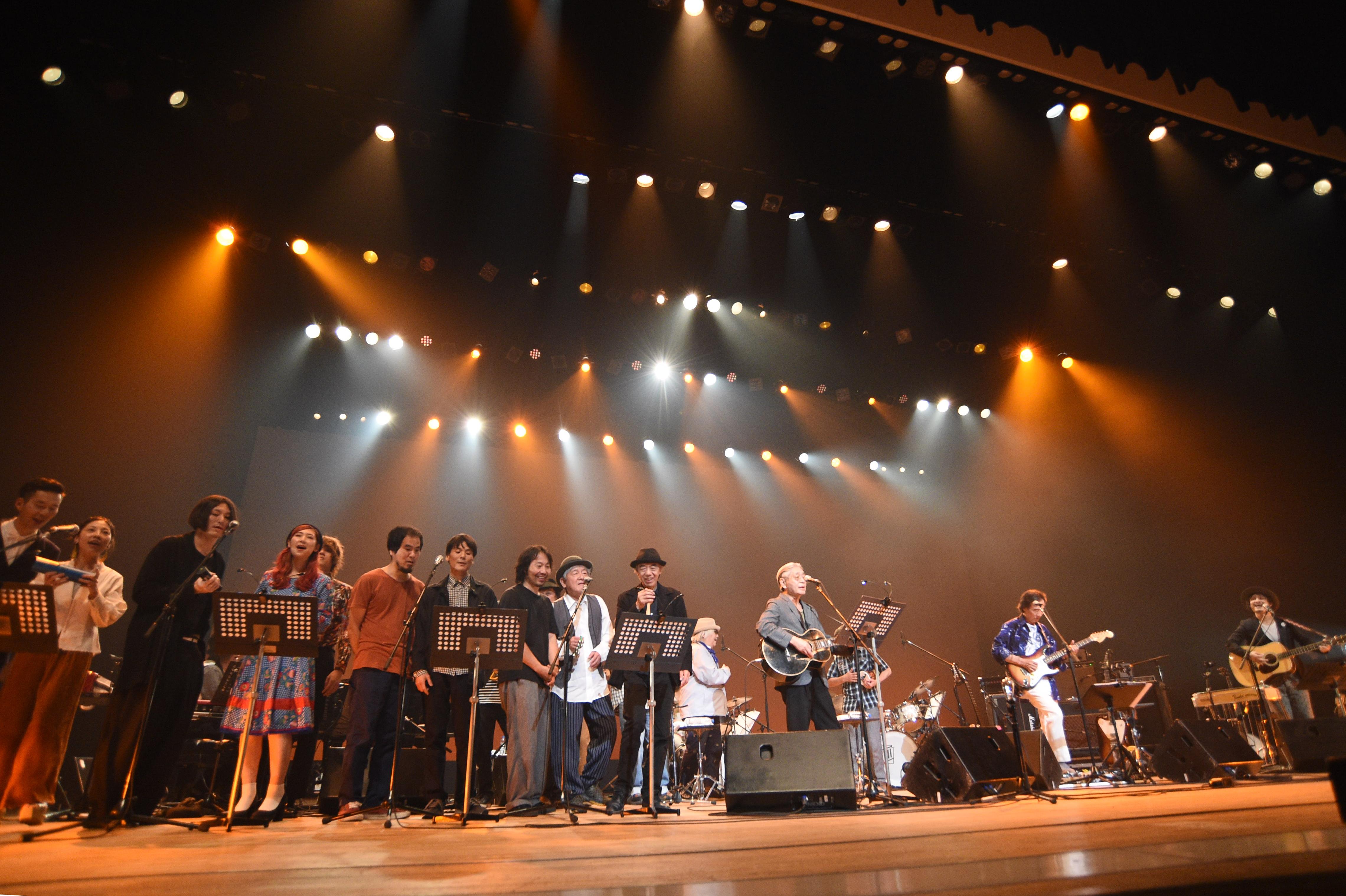 10月8日(日)@『ベルウッド・レコード45周年記念コンサート』