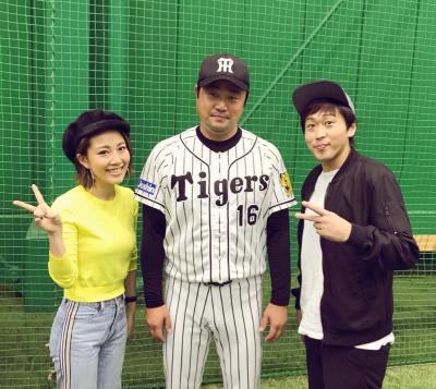 阪神タイガース 安藤投手 引退セレモニーでJamFlavorが歌う話題のあの曲が初オンエア!