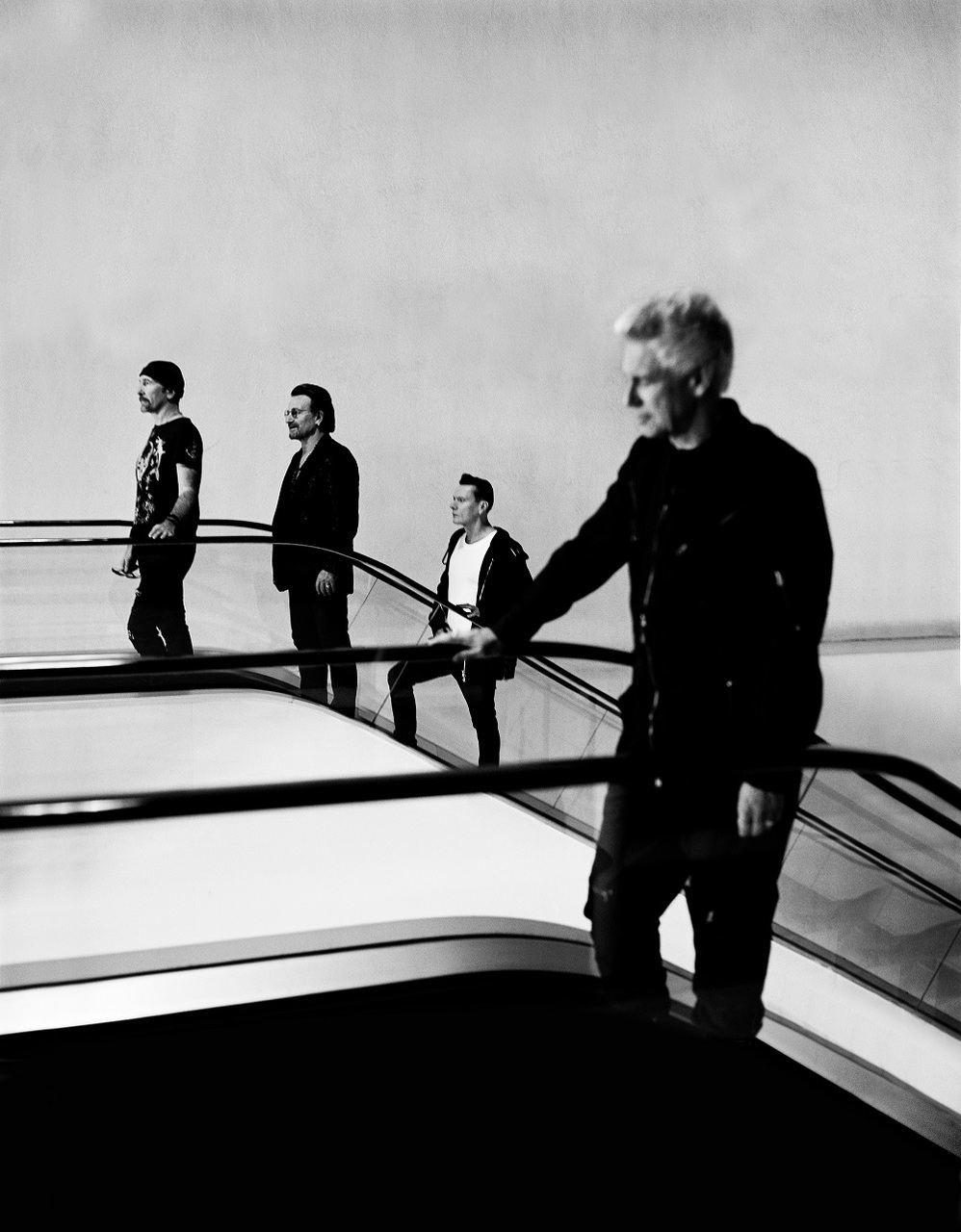 U2 Photo by Anton Corbijn
