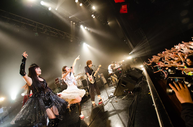 『CROSSOVER!!』@新木場STUDIO COAST(6/1)