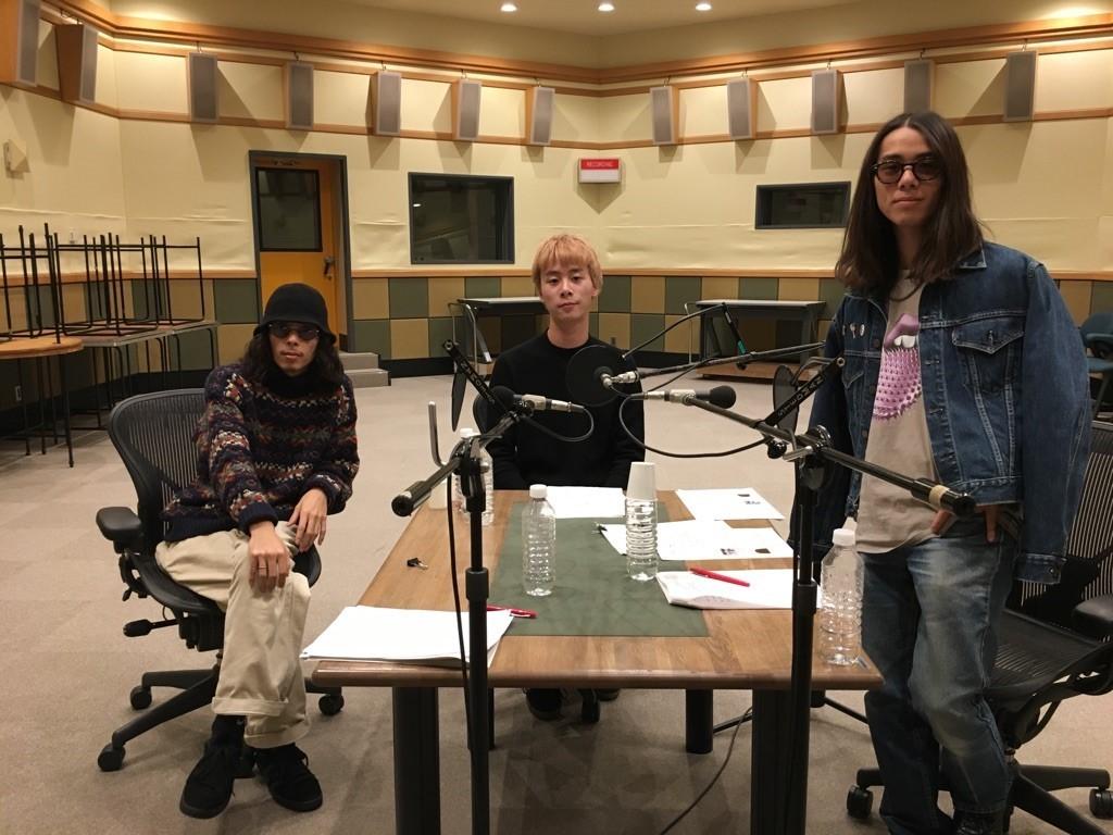 Suchmos NHK-FM「サウンドクリエイターズ・ファイル」に4週連続登場!彼らが影響を受けた音楽が明らかに!!