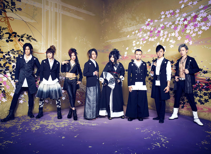 和楽器バンド、「千本桜」のミュージックビデオが7,000万再生突破!