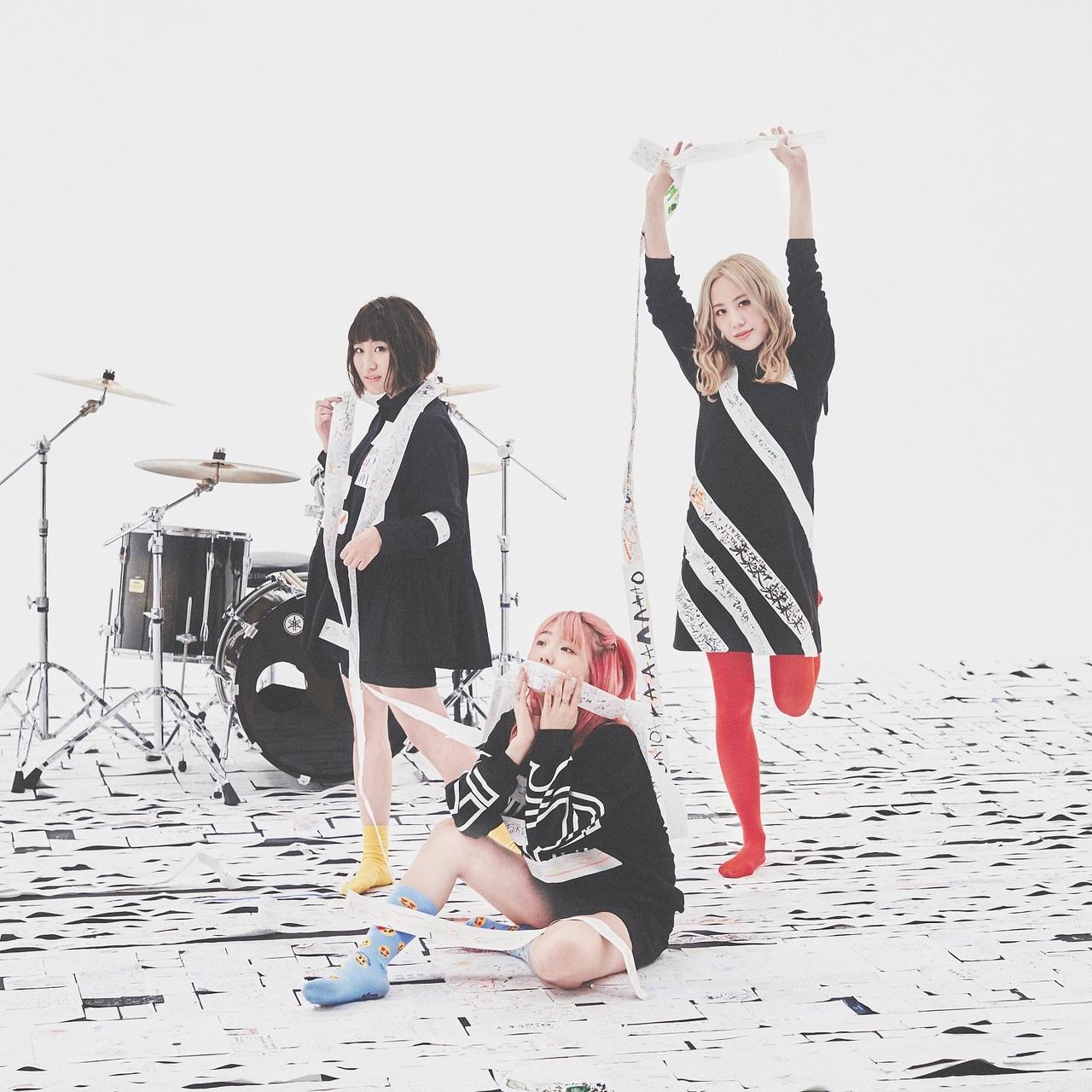 thepeggies、文房具店の試し書きだけでつくった歌が完成&MV公開!!更に、11/22を「試し書きの日」に制定!
