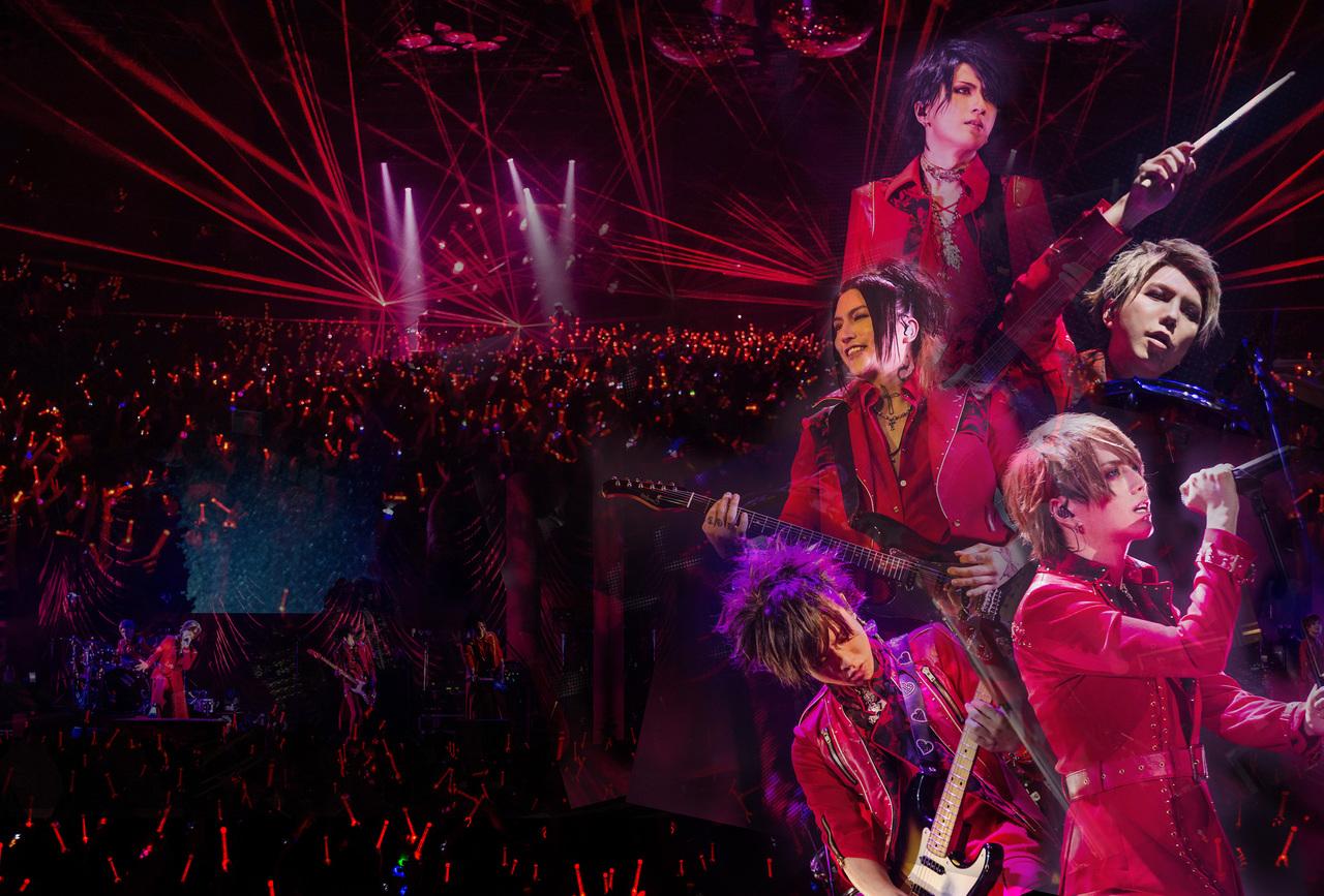 "DVD&Blu-ray『13TH ANNIVERSARY LIVE ""ALICE IN WONDEЯ LAND"" 』"
