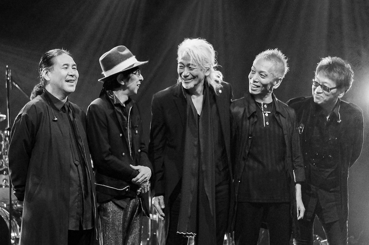 安全地帯 35周年ツアー日本武道館ライブをWOWOWで放送   OKMusic