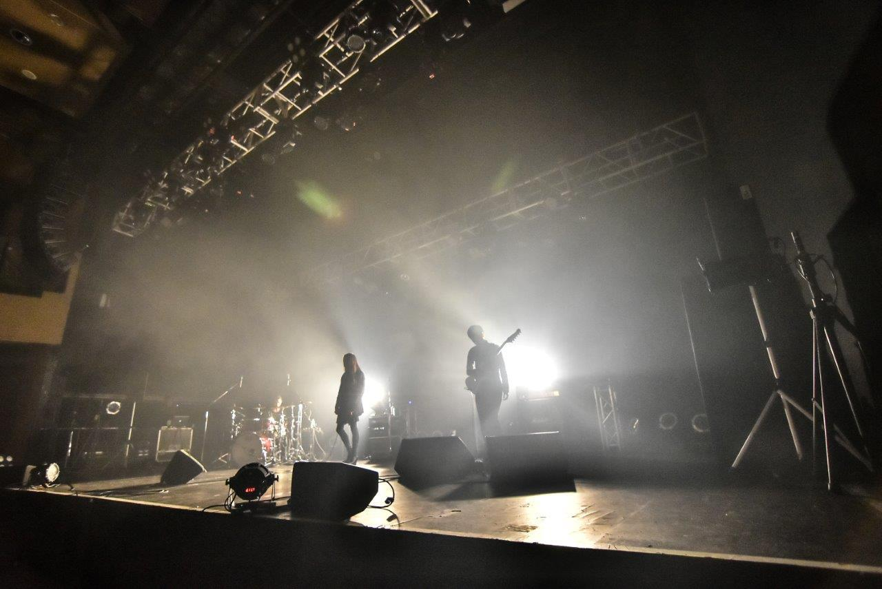 11月19日@台北ATT SHOW BOX photo by sho(RAKU MUSIC)