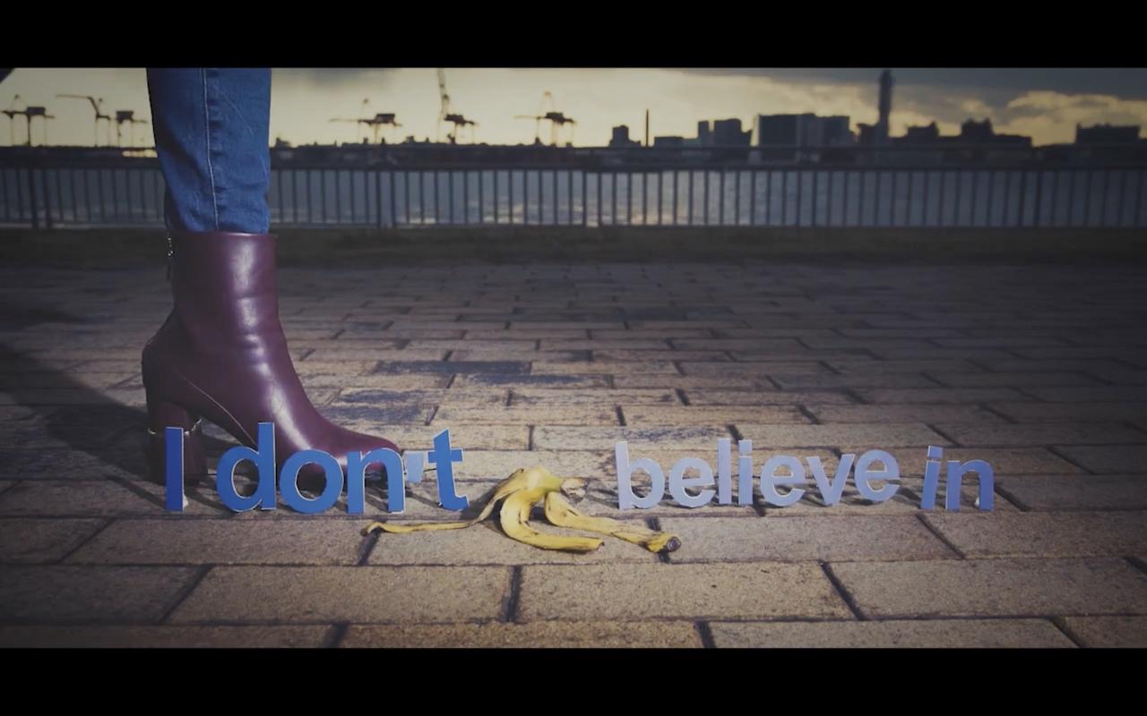 「I Don't Believe In You」Lyric MV