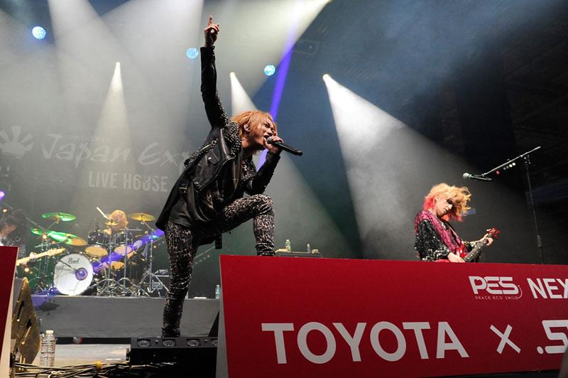 PES NEXT GENERATION LIVE! TOYOTA×STUDIO4℃ meets ANA」
