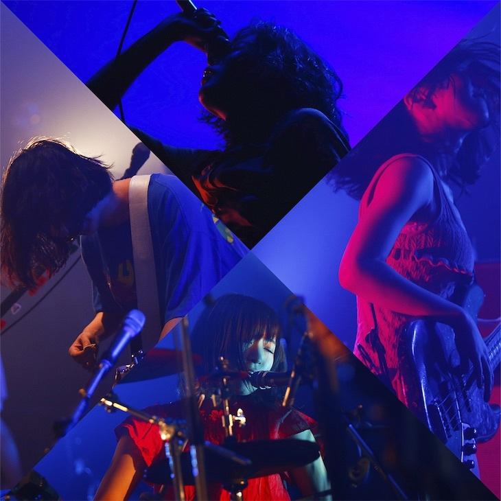 赤い公園、メンバーが選曲する初のベストアルバムのリリースが決定!