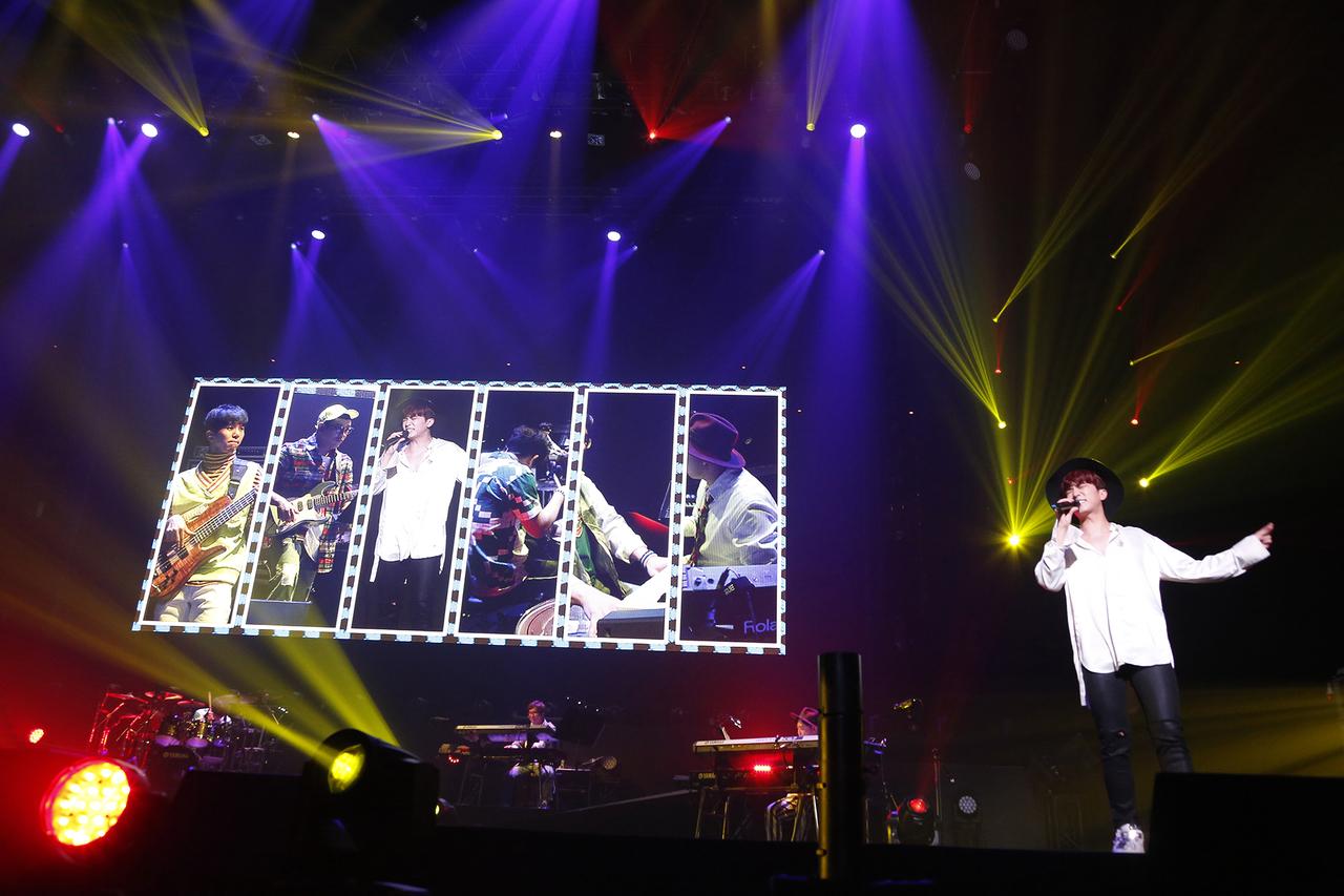 WOOYOUNG (From 2PM)、ソロ初となる日本武道館2DAYS公演、大盛況で幕!