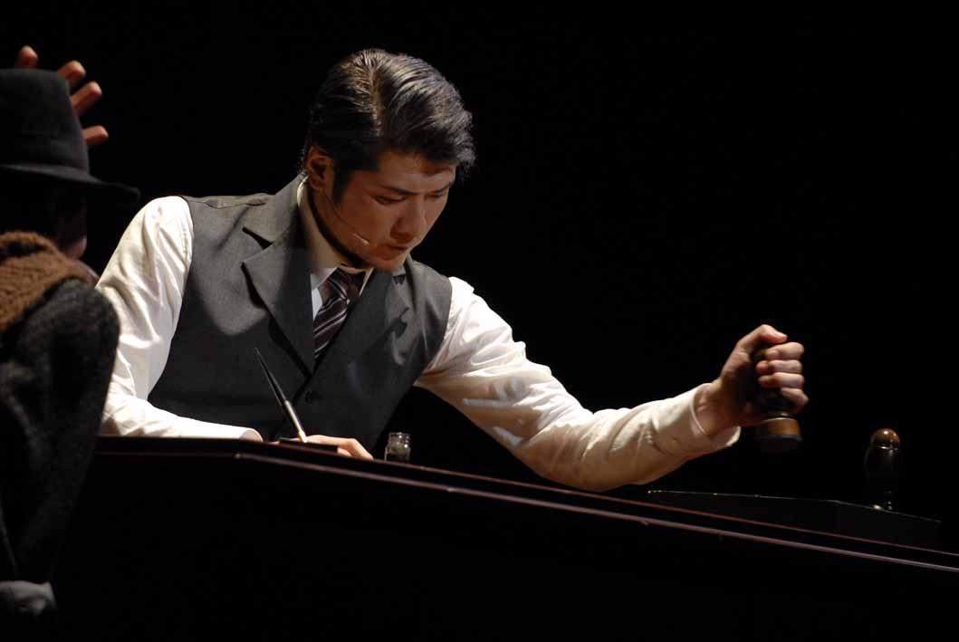 ミュージカル 「SEMPO」(2008年公演)