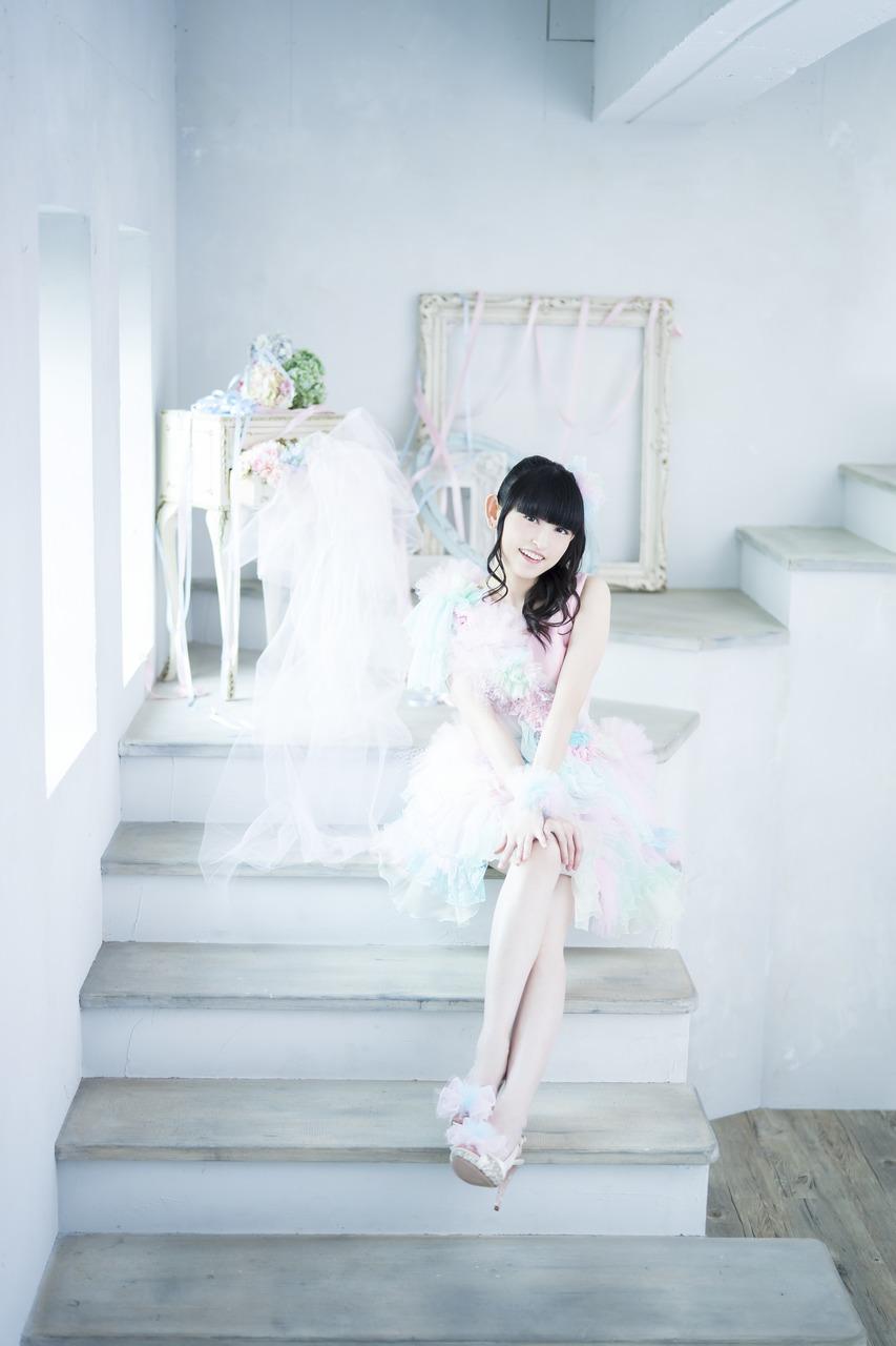 田村ゆかり 新作シングル「恋は天使のチャイムから」が2018年2月21日に発売決定!
