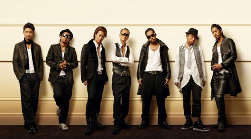 熱烈なラブシーンPVが話題のシングル「The Birthday〜Ti Amo」を発表するEXILE Listen Japan