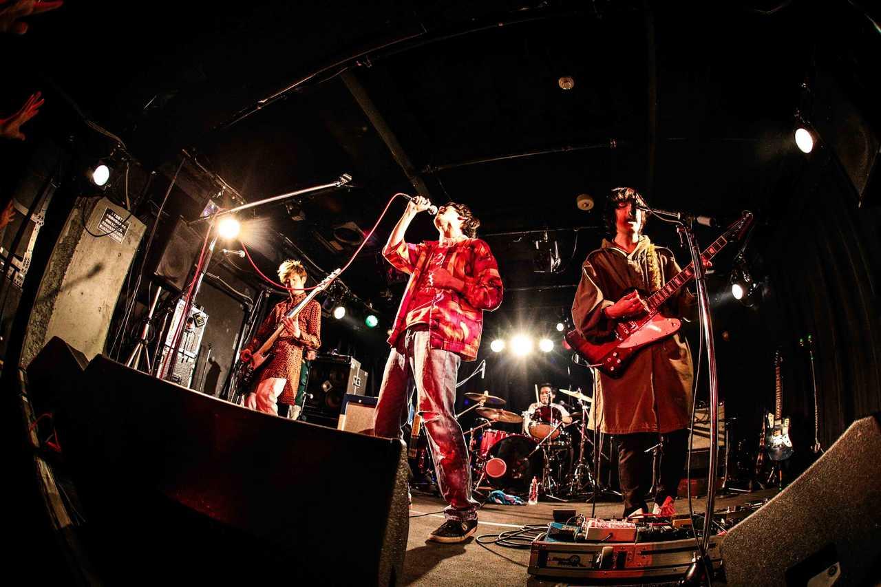 パノラマパナマタウン 「パナフェス 2017」Liveレポート&来年2月からの全国対バンツアー、 対バン相手を発表!