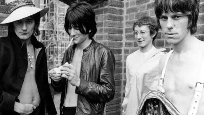 第1期JEFF BECK GROUPのレア音源を収録した「The Lost BBC Sessions 1967」が登場!