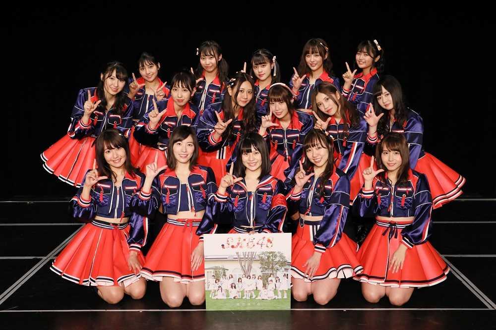 SKE48 新曲「無意識の色」初お披露目!「10周年を迎えてもスタートだと思えるようなSKE48を作っていきます!」