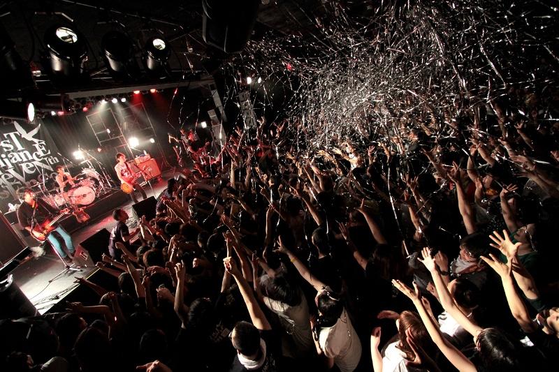 7月28日(日)@東京・恵比寿リキッドルール photo by watanabe'kool'syo