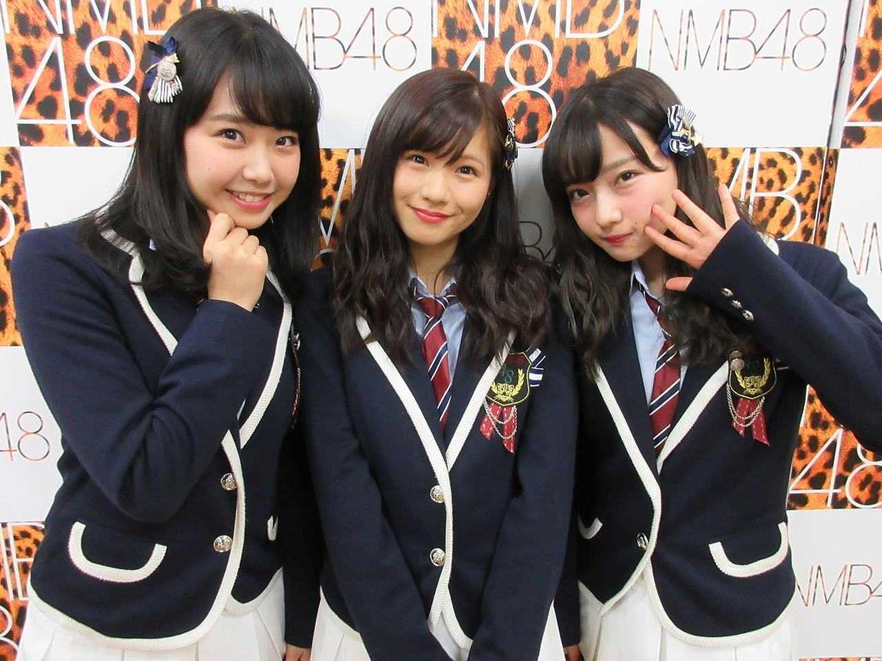 「NMB48」村瀬紗英・谷川愛梨・加藤夕夏の個性溢れるキャラクターを徹底検証!ワロタエピソード付き!【インタビュー】