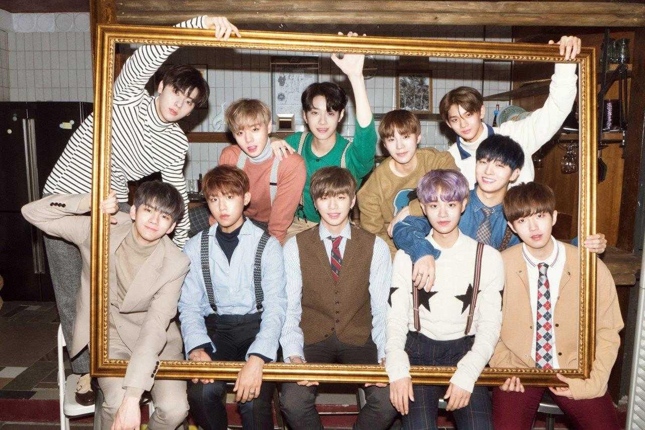 Wanna One 年明けにオフィシャルグッズ第2弾の予約販売を開始!