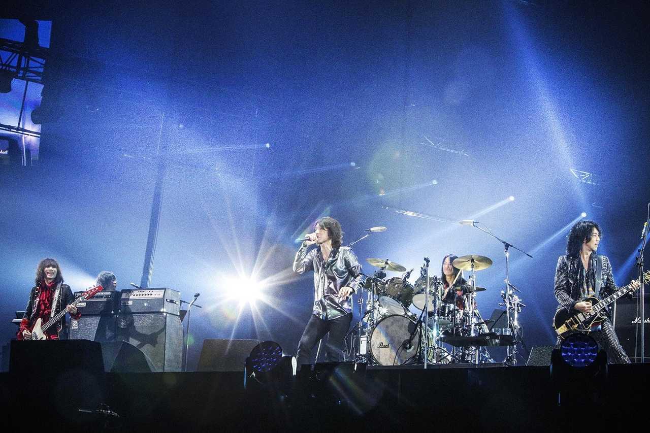 THE YELLOW MONKEY 再集結から二年間の集大成となる 「九州SPECIAL」で ヤフオクドームに歌声が響き渡る
