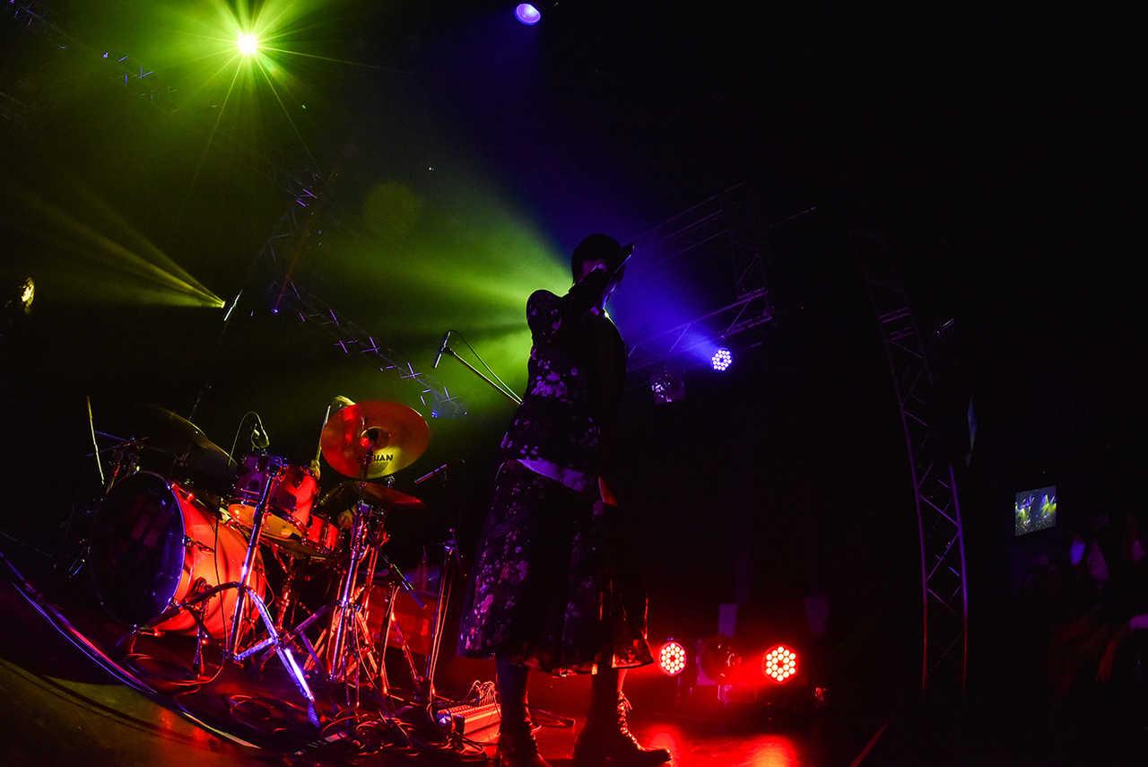 minus(-)藤井麻輝復活、恒例の年末ライブ盛況のうち終了