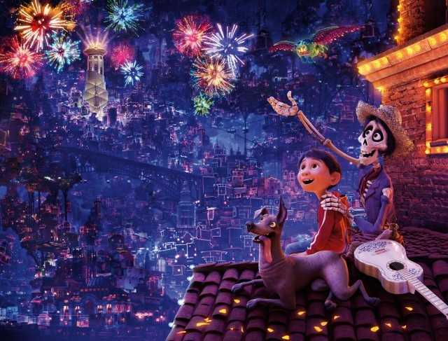 リメンバー・ミー ©︎2017 Disney/Pixar. All Rights Reserved.