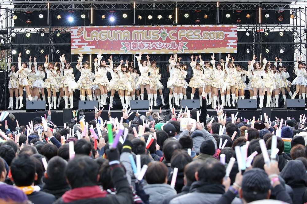 SKE48 ライブで松井珠理奈号泣。「10周年に向けて、みんなで走っているんだなぁって思ったら涙が溢れてしまいました。」