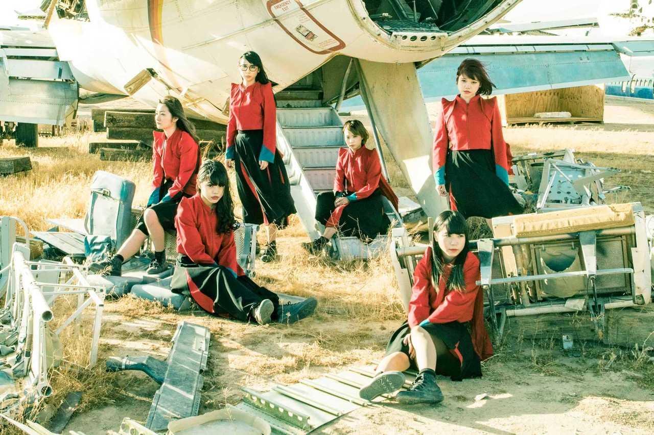 BiSH TVアニメ「ブラッククローバー」第2クール OPテーマ「PAiNT it BLACK」を3月28日にシングル発売決定!!