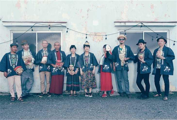 民謡クルセイダーズ、TOKYO SABROSOをゲストに迎えてリリースパーティ開催!